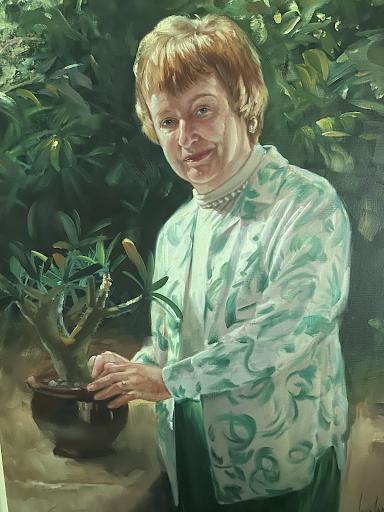 Sallye Jude portrait